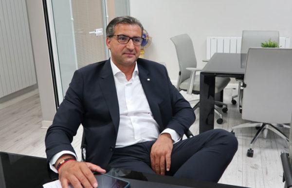 Ahmed Senbel FNTI