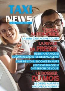 Magazine Taxi News de février 2020