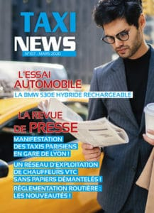 Magazine Taxi News Mars 2020