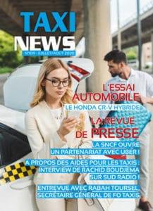 Magazine Taxi News de juillet 2020