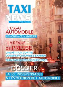 Magazine Taxi News de mai 20121