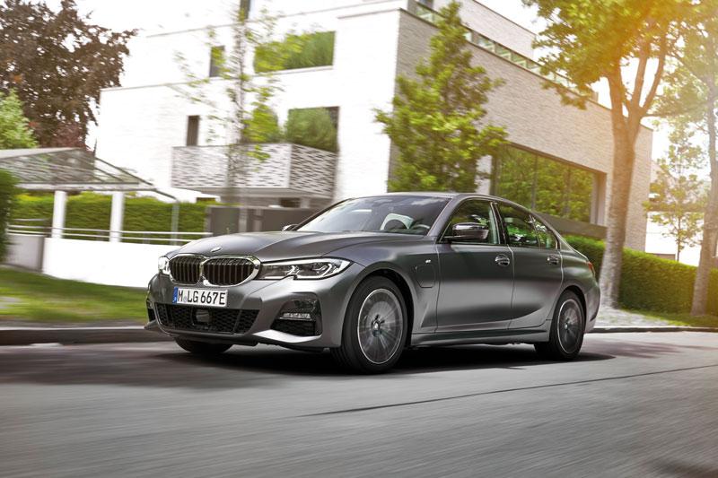 BMW Série 3 Hybride Rechargeable